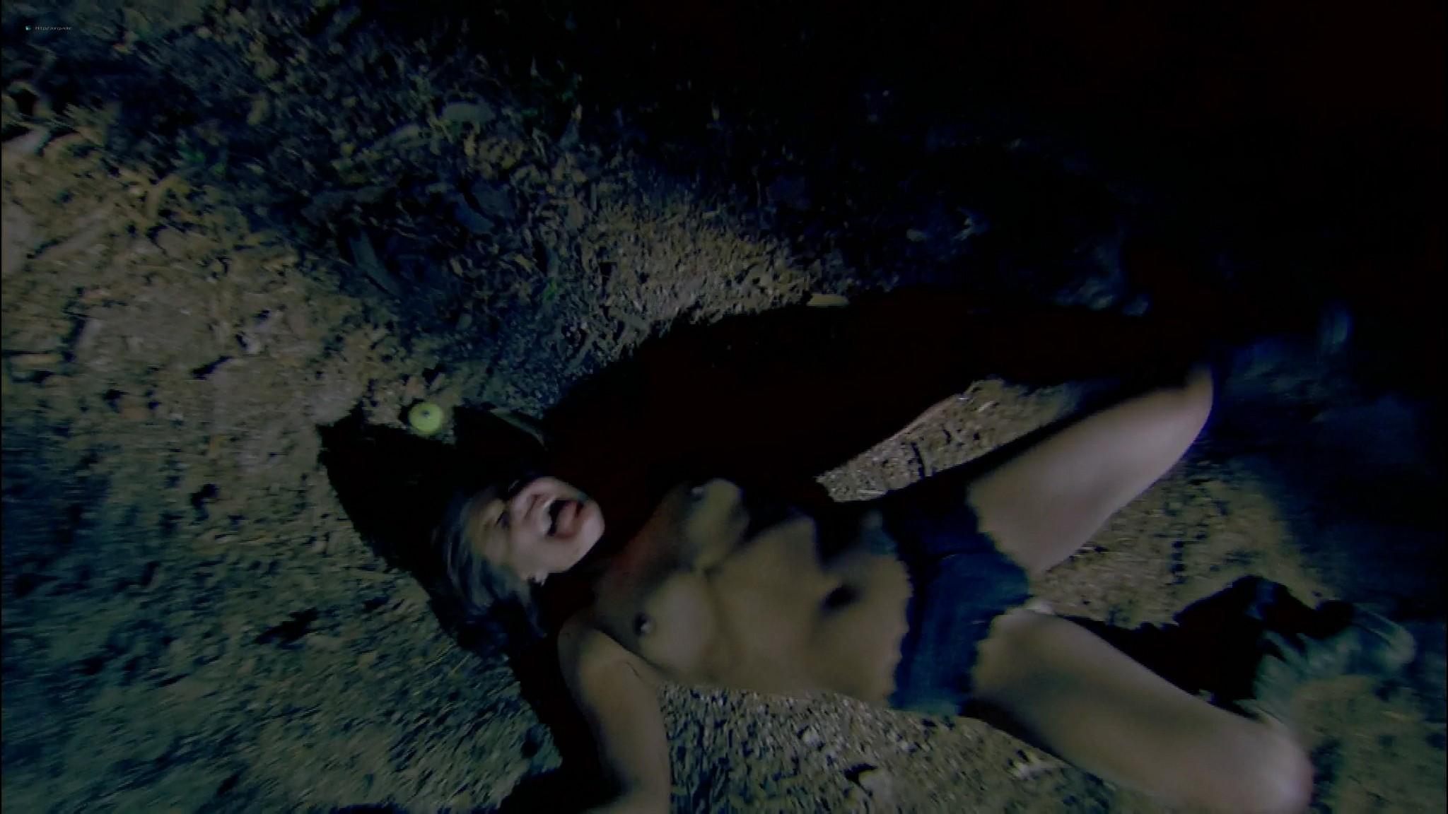 Tiffany Shepis nude Blythe Metz nude too Nightmare Man 2006 1080p Web 11