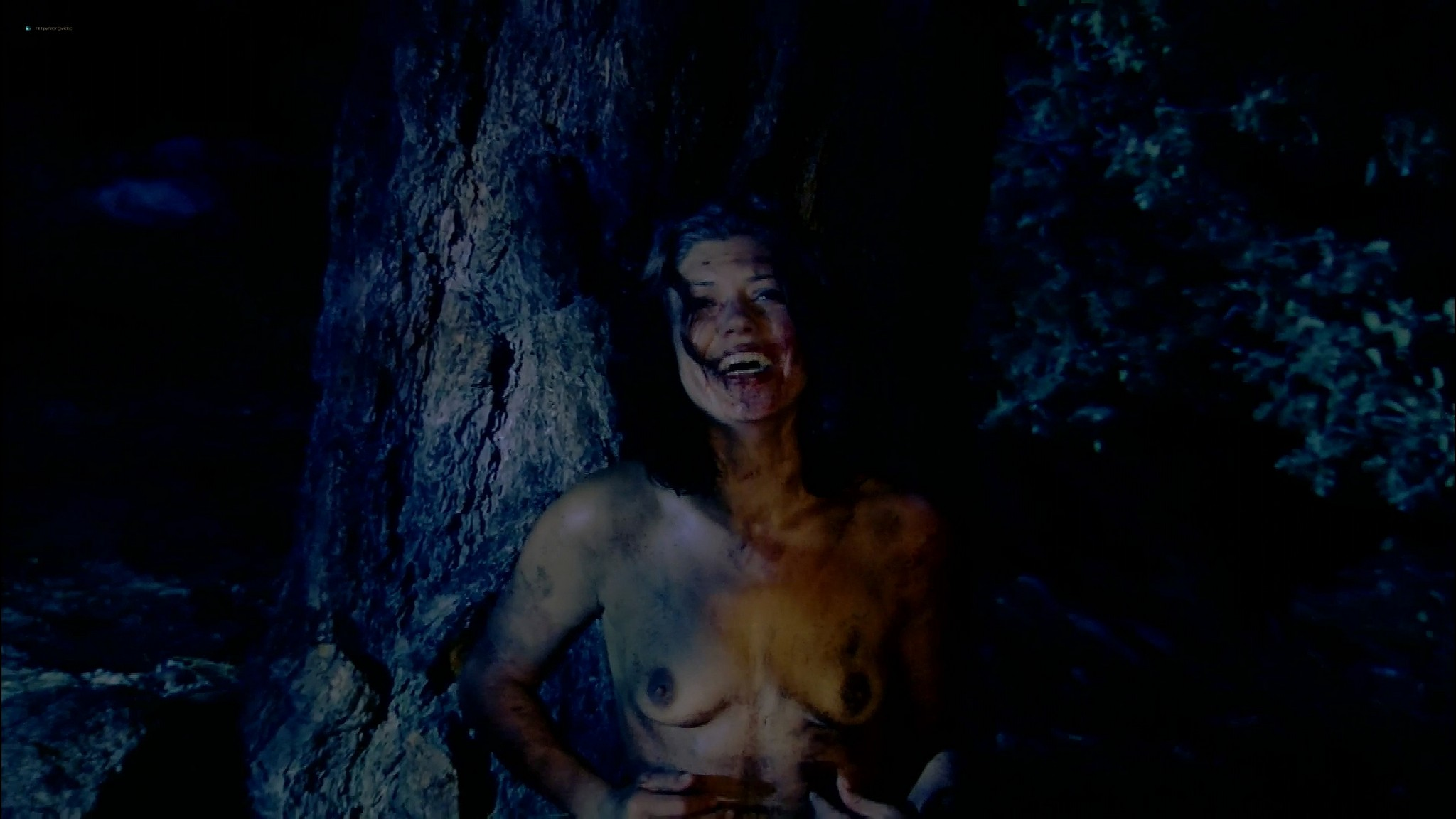 Tiffany Shepis nude Blythe Metz nude too Nightmare Man 2006 1080p Web 17