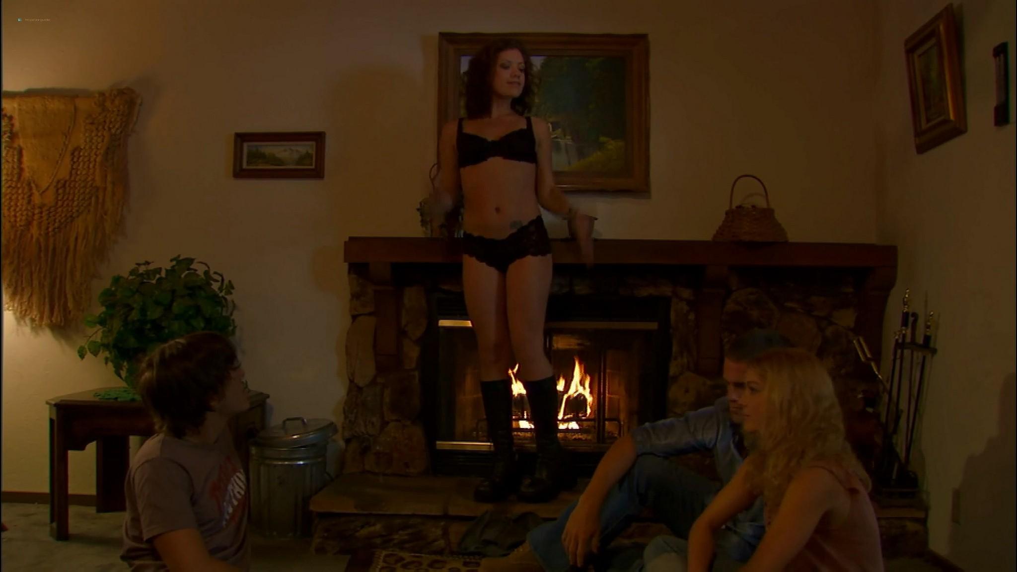 Tiffany Shepis nude Blythe Metz nude too Nightmare Man 2006 1080p Web 4