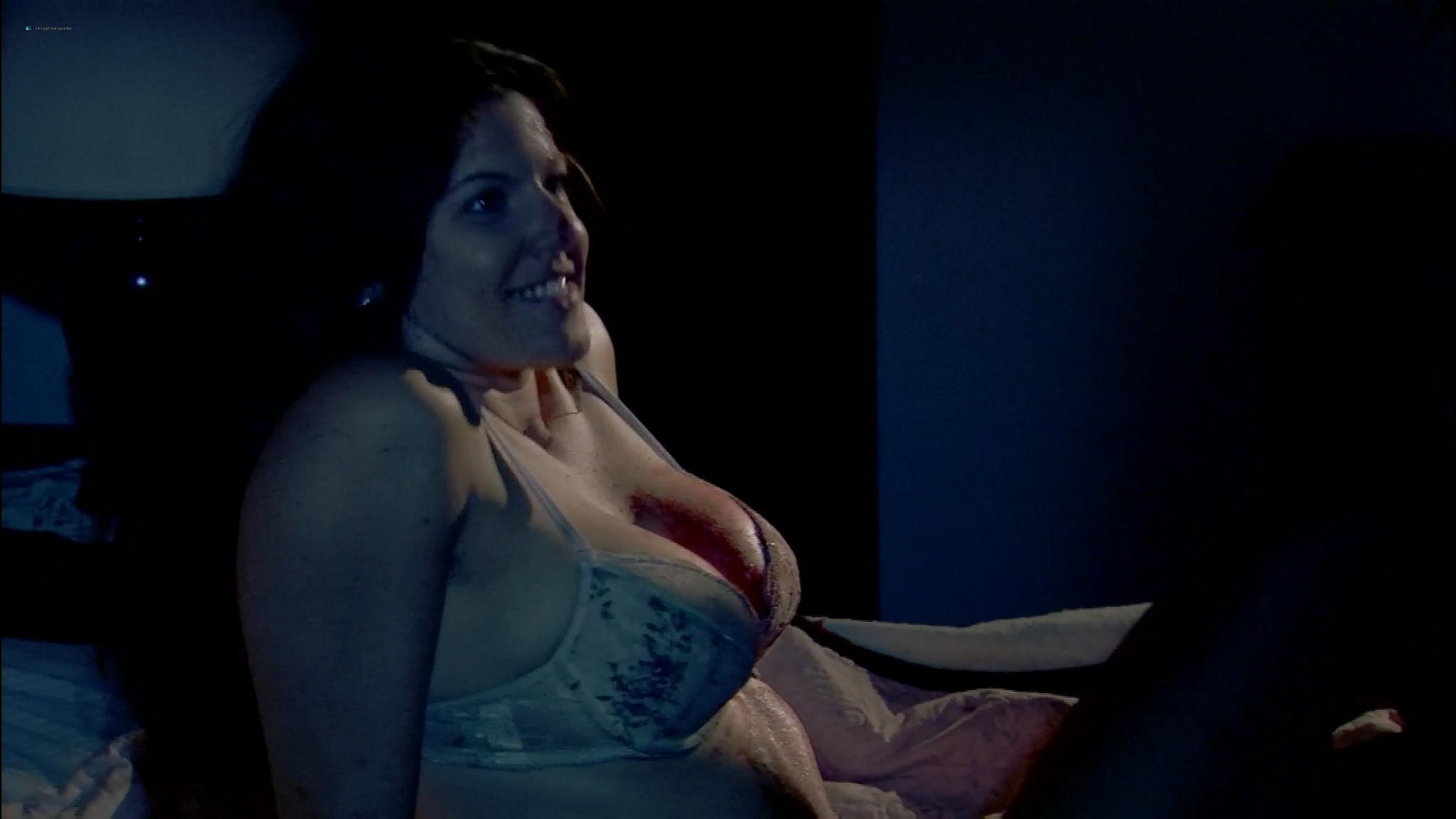 Tiffany Shepis nude Blythe Metz nude too Nightmare Man 2006 1080p Web 8