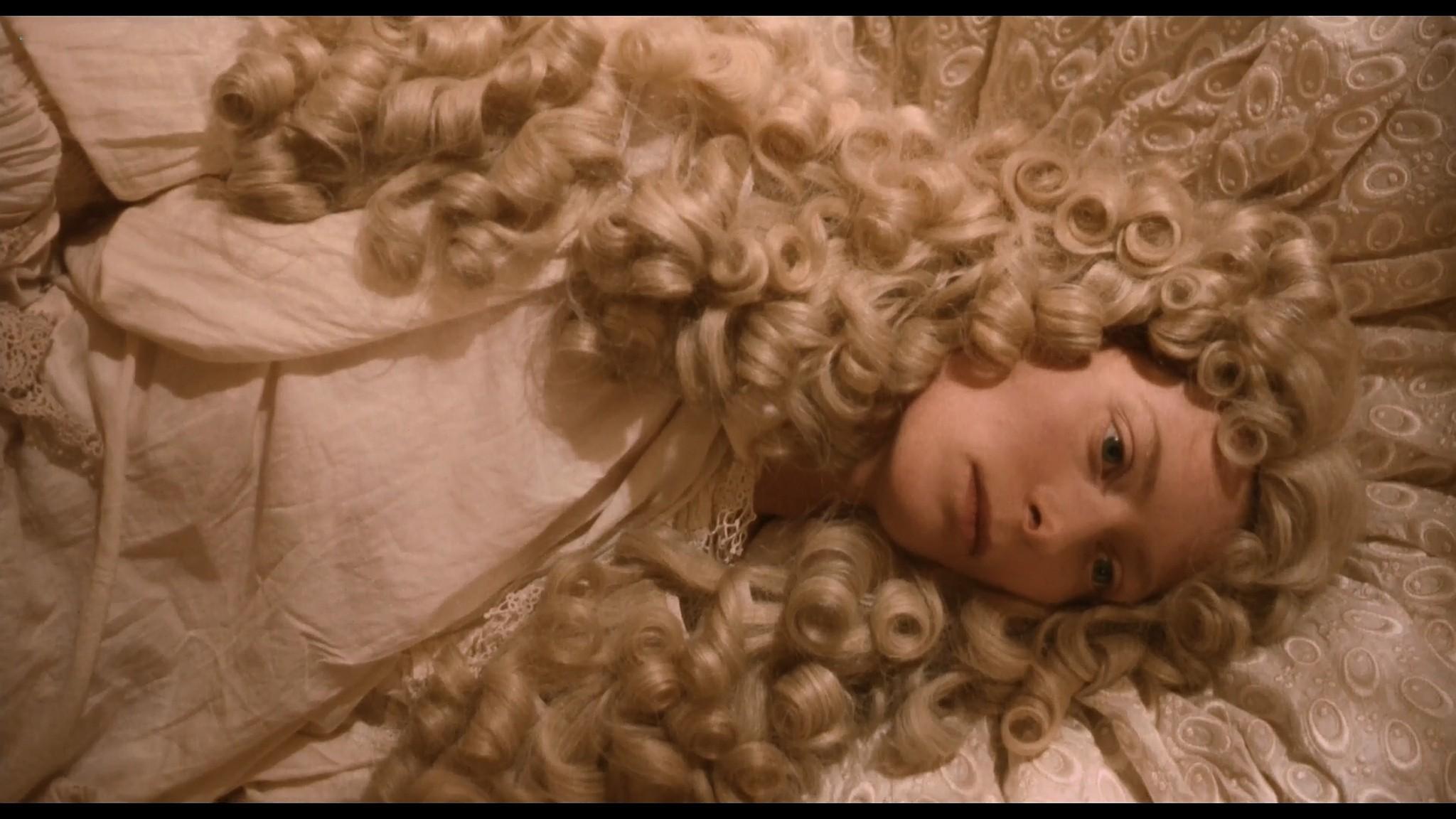 Tilda Swinton naked full frontal nude Orlando 1992 HD 1080p BluRay 3
