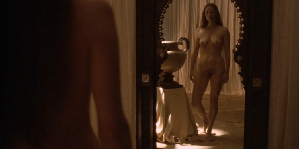 Tilda Swinton naked full frontal nude Orlando 1992 HD 1080p BluRay 6