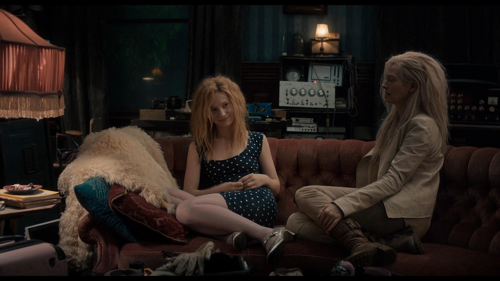 Tilda Swinton nude Mia Wasikowska sexy Only Lovers Left Alive 2013 HD 1080p BluRay 5
