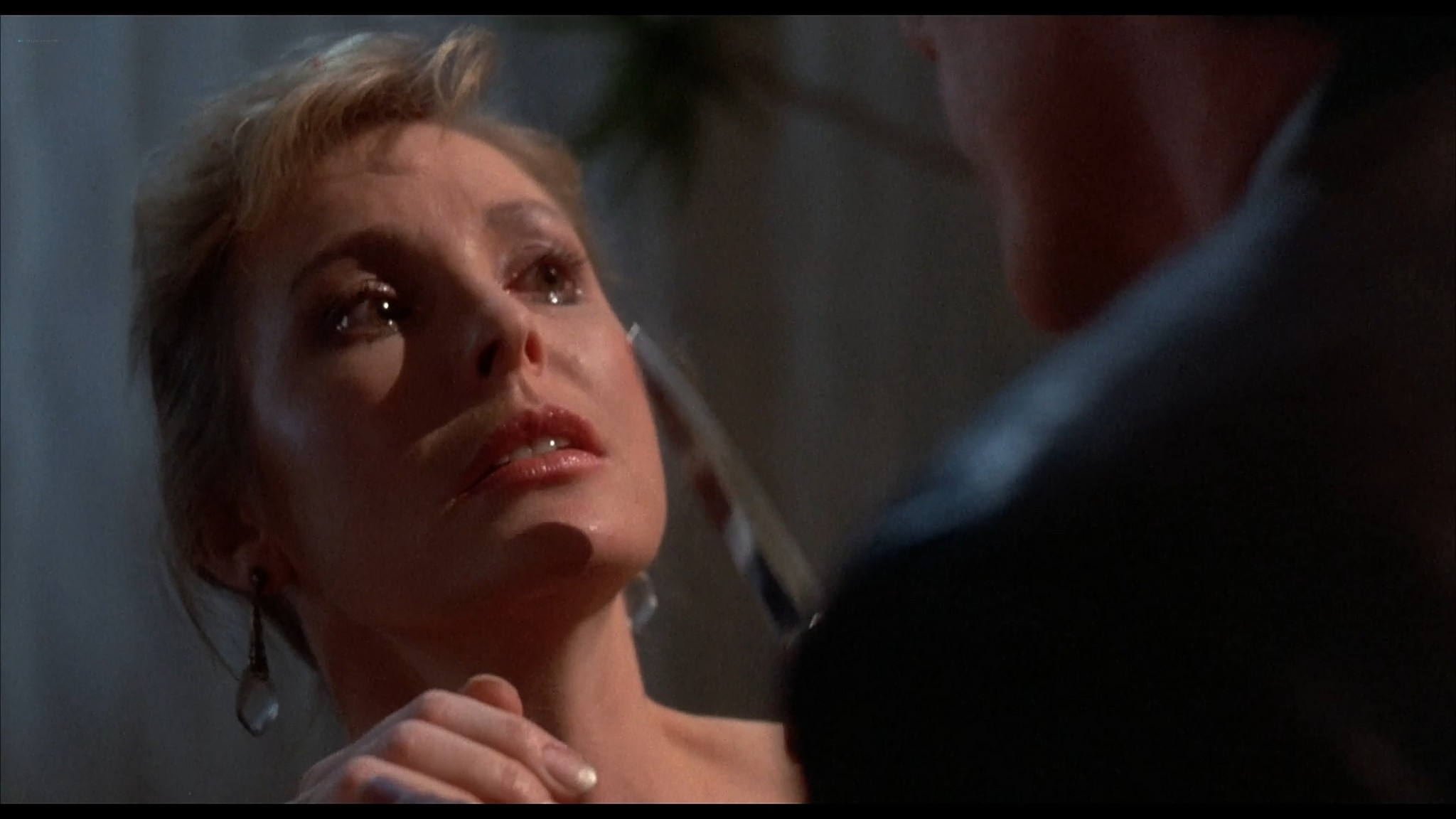 Victoria Tennant sexy Claudia Stenke nude topless Best Seller 1987 1080p Web 11