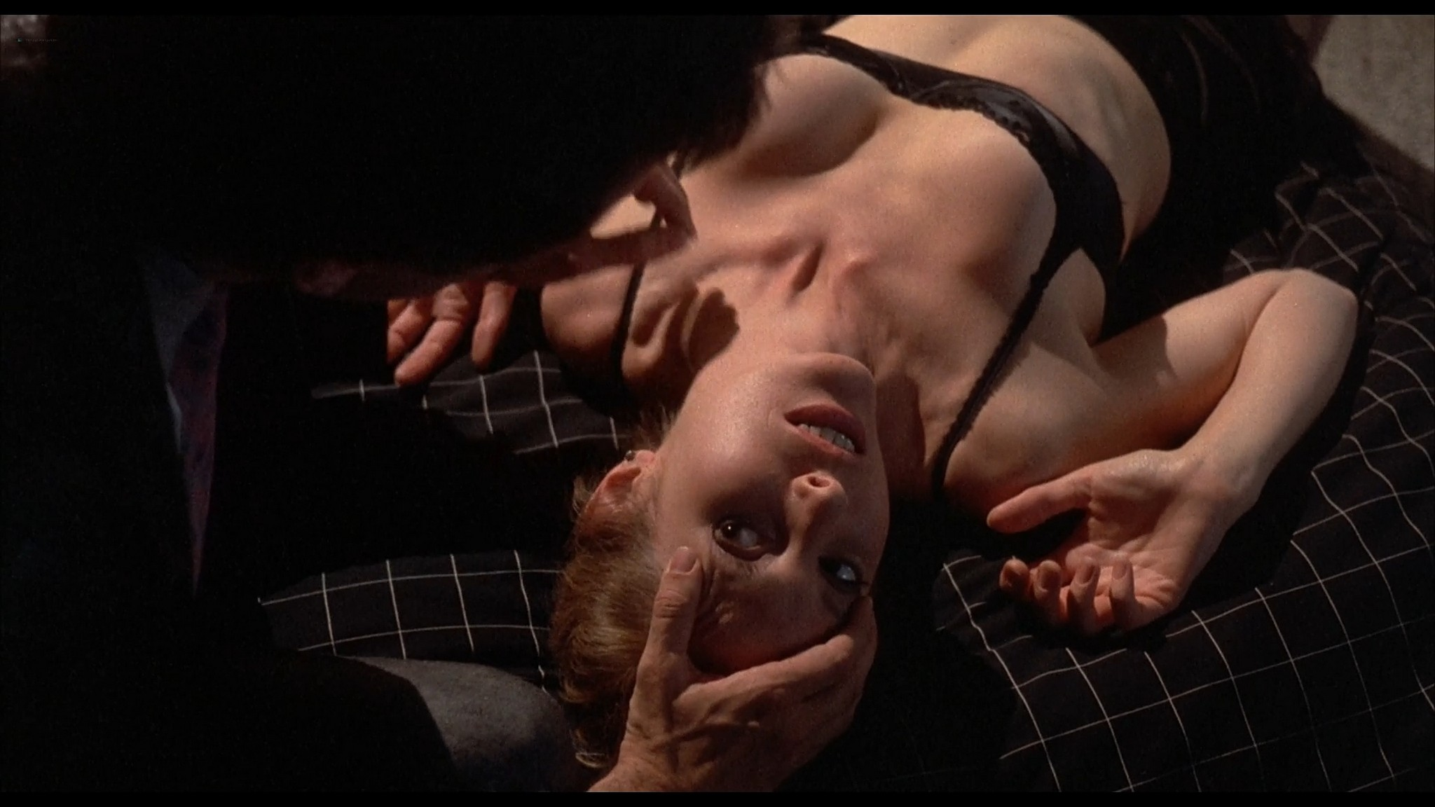 Victoria Tennant sexy Claudia Stenke nude topless Best Seller 1987 1080p Web 6