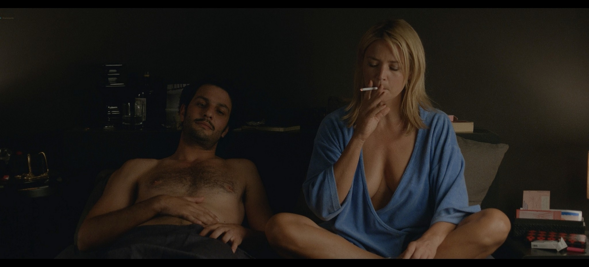 Virginie Efira nude topless and sex Victoria FR 2016 HD 1080p BluRay REMUX 3