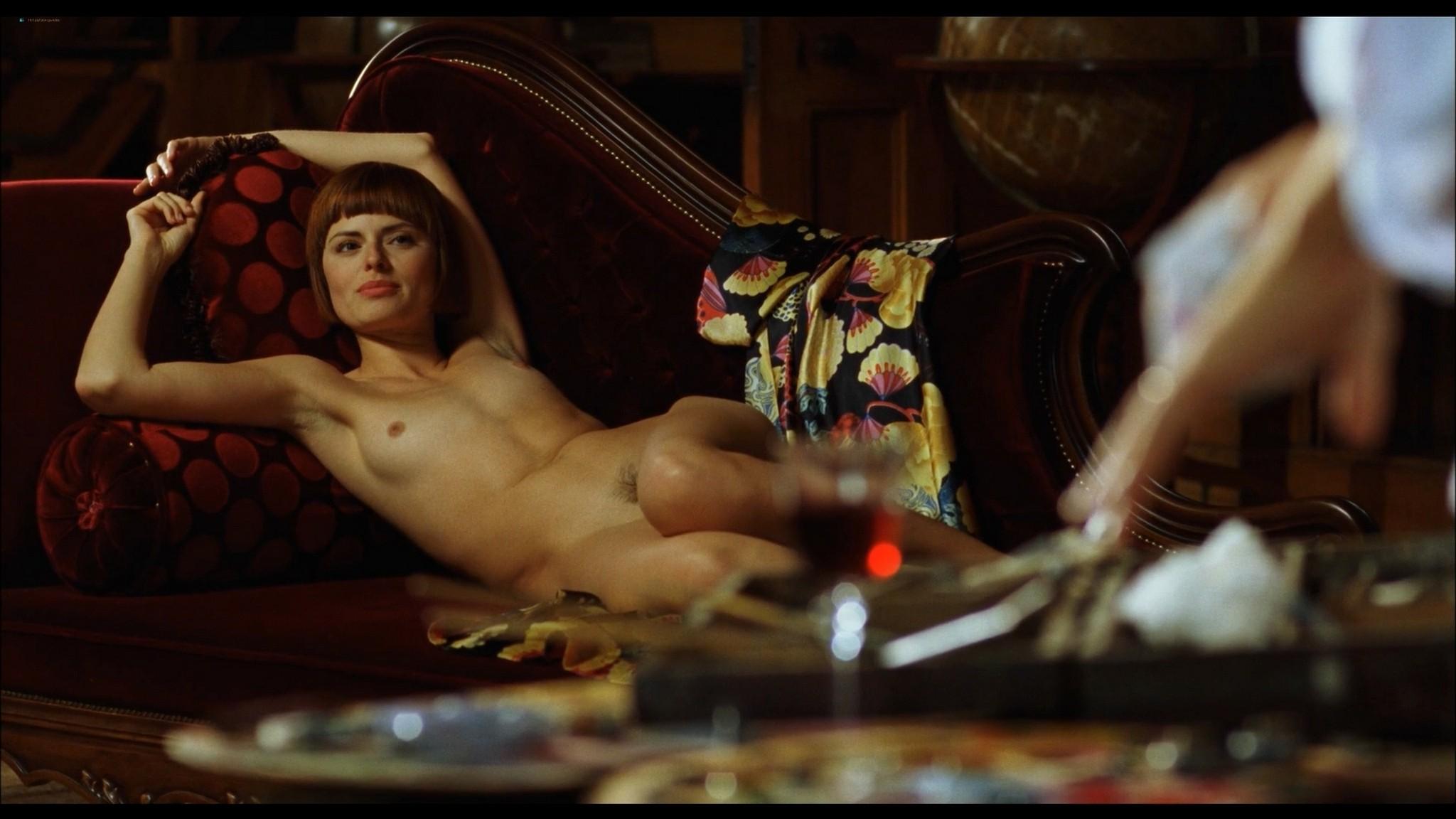 Avalon Barrie nude and Lyudmila Shiryaeva nude full frontal Sappho 2008 HD 1080p BluRay REMUX 23