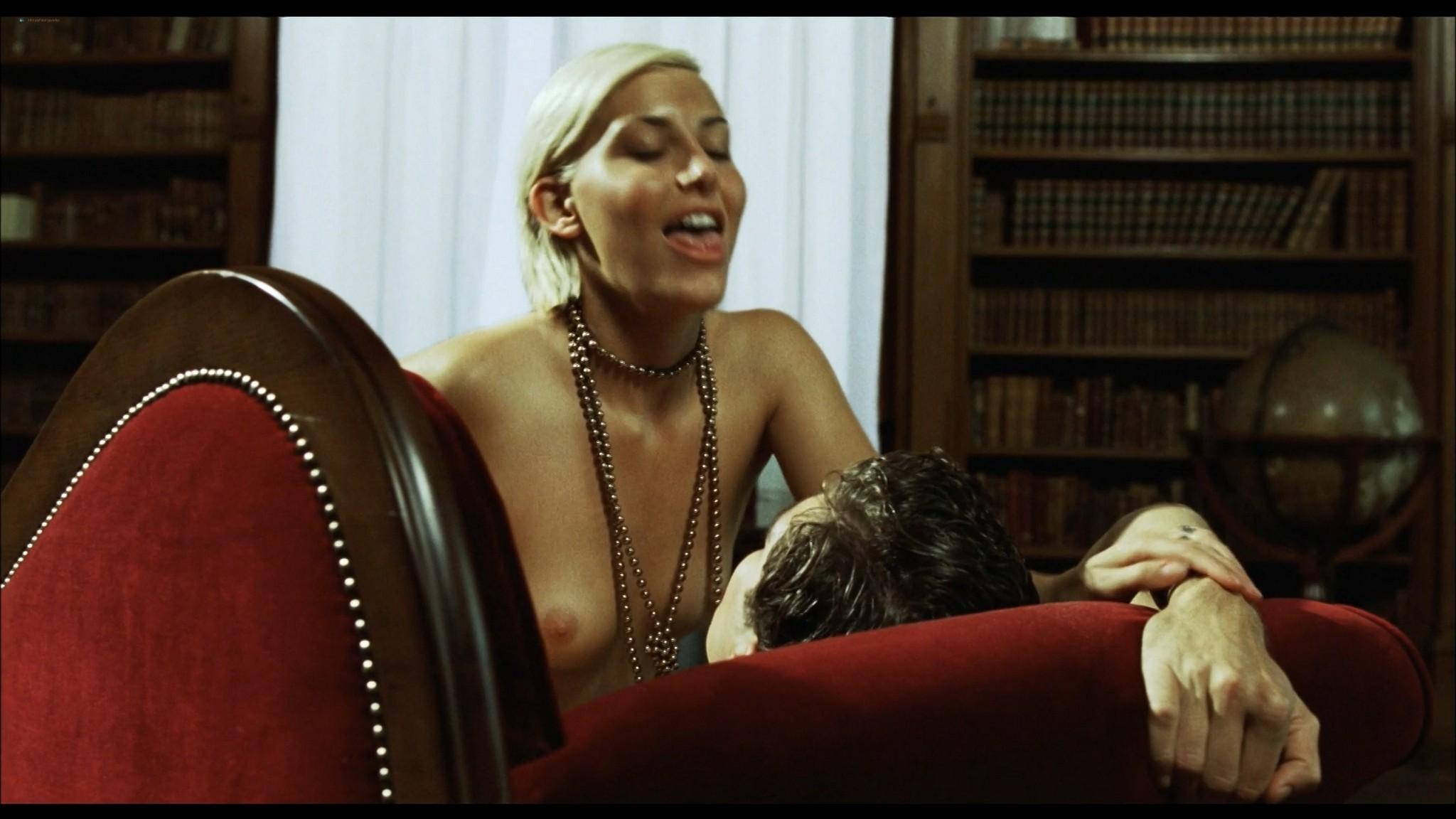 Avalon Barrie nude and Lyudmila Shiryaeva nude full frontal Sappho 2008 HD 1080p BluRay REMUX 3