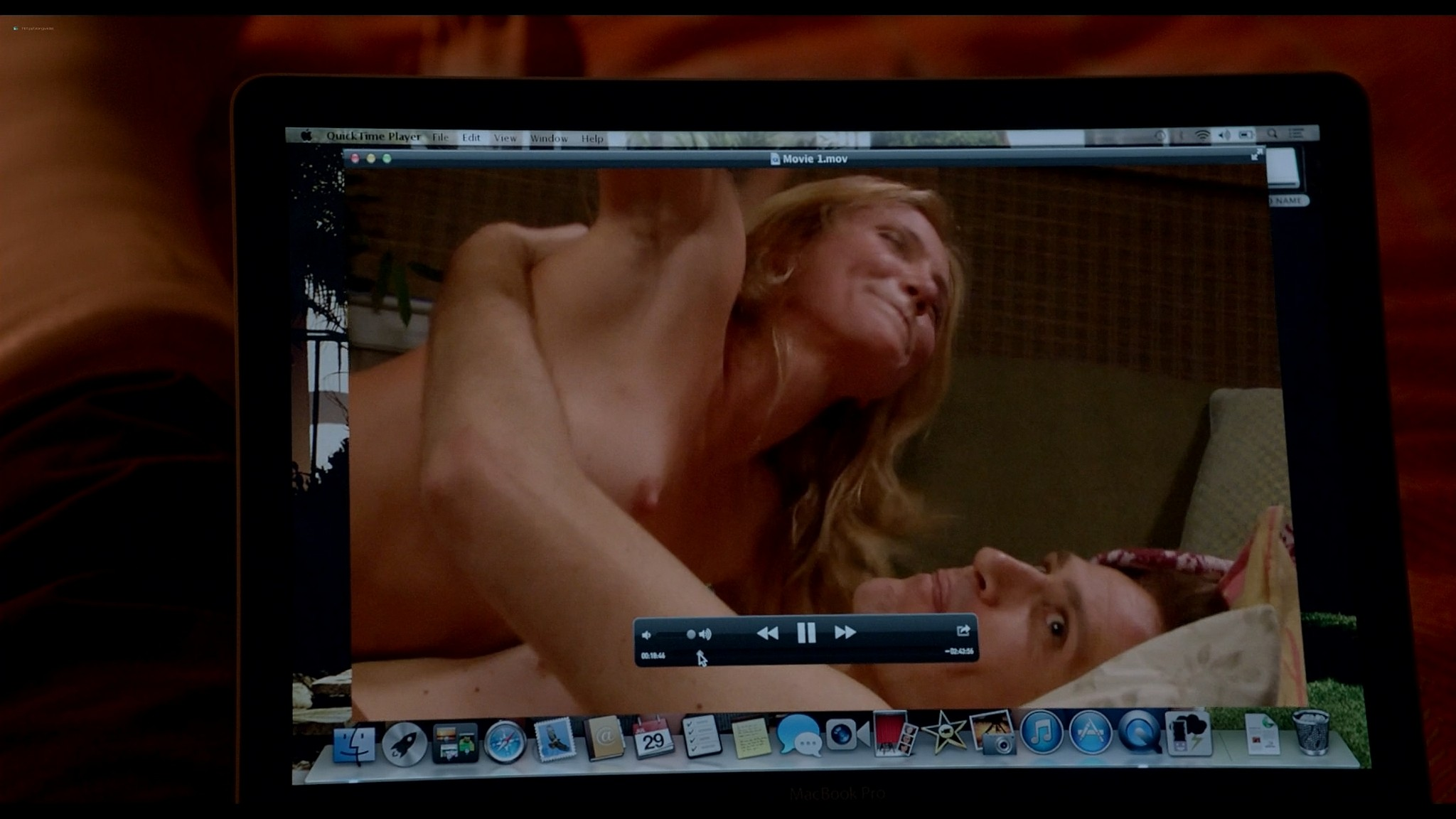 Cameron Diaz nude butt naked and nipple Sex Tape 2014 HD 1080p BluRay 16