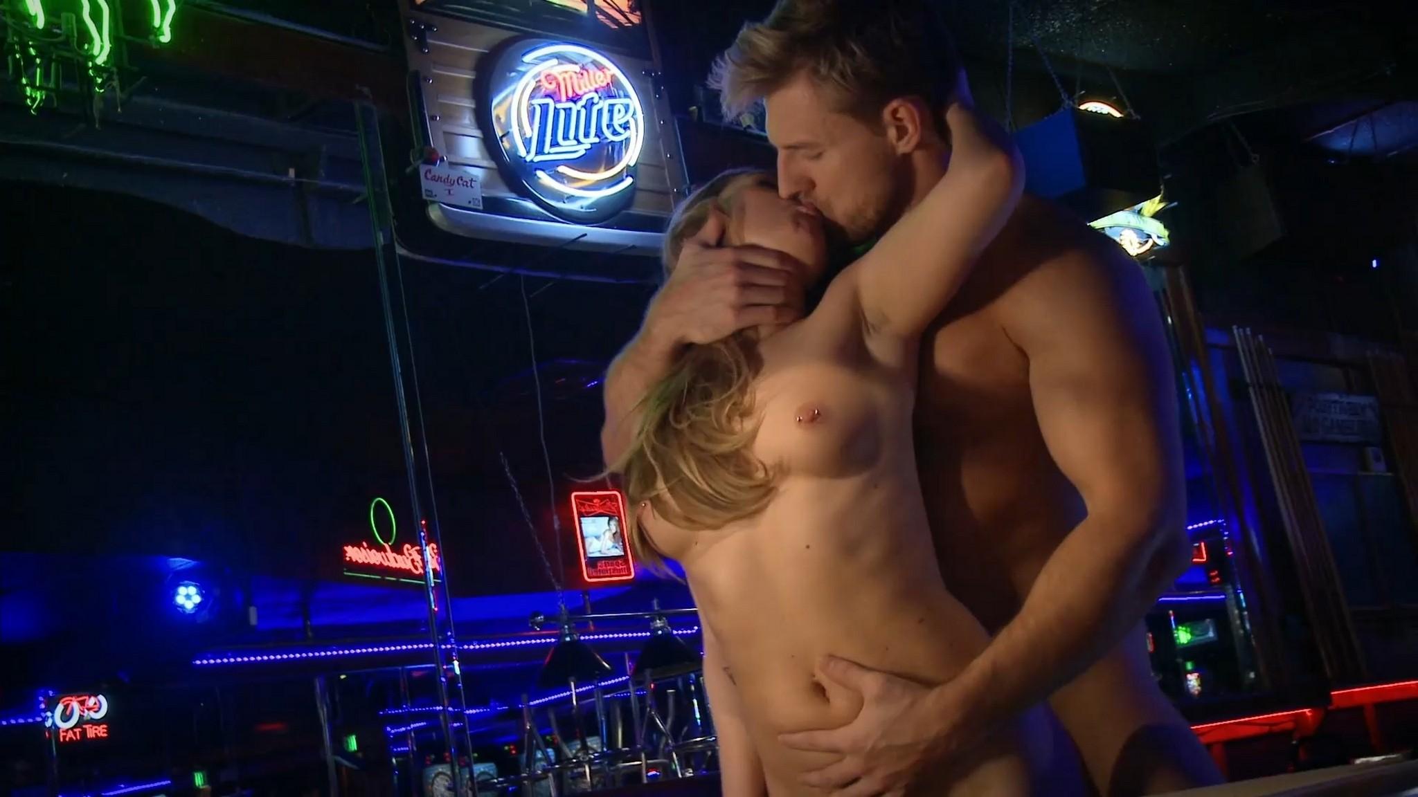 Carter Cruise nude lot of sex Kira Noir Sarah Hunter nude sex too Deadly Pickup 2016 1080p Web 19