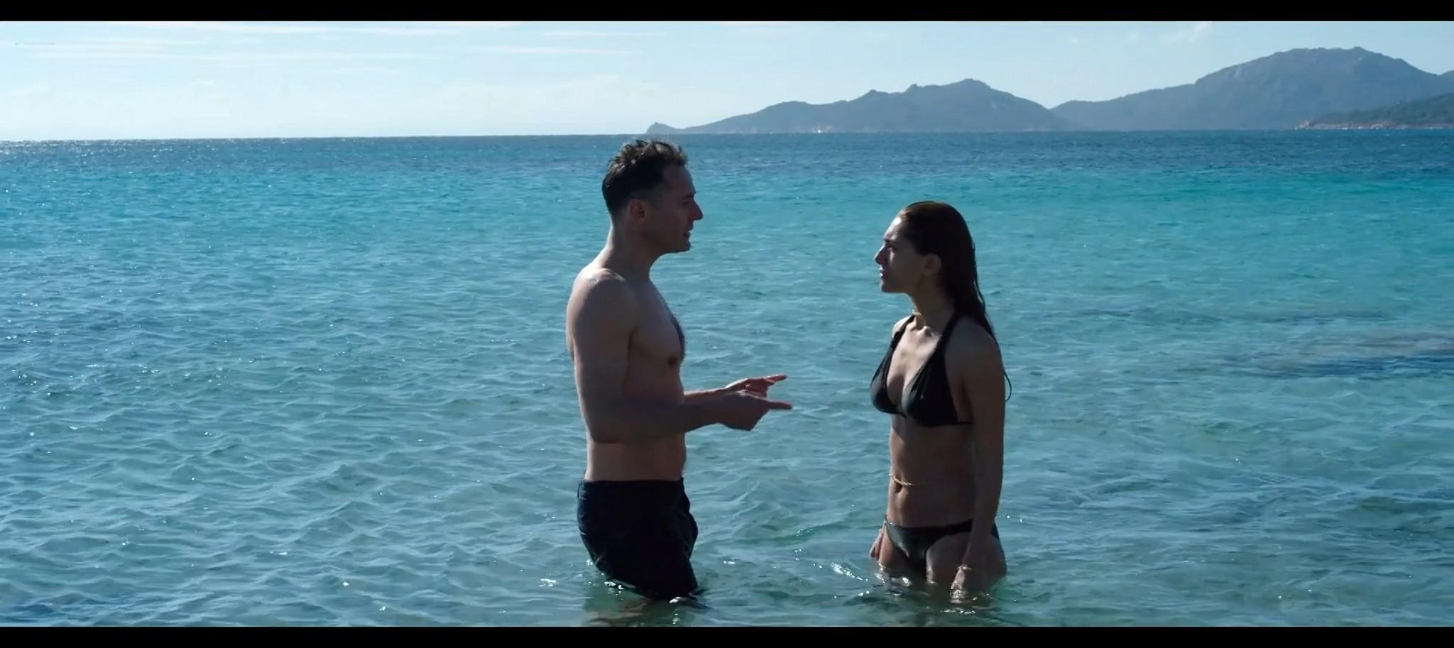 Caterina Murino nude bush butt and some sex Her Secret Life FR 2017 1080p Web 14