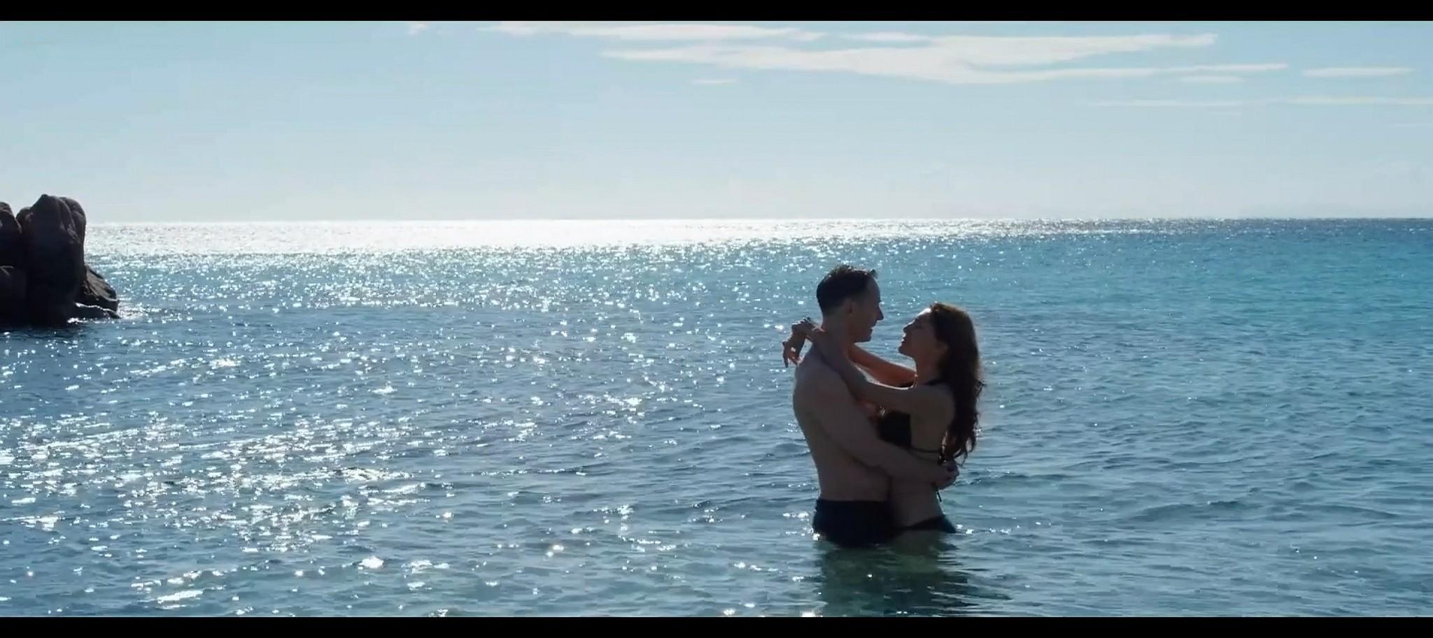 Caterina Murino nude bush butt and some sex Her Secret Life FR 2017 1080p Web 15