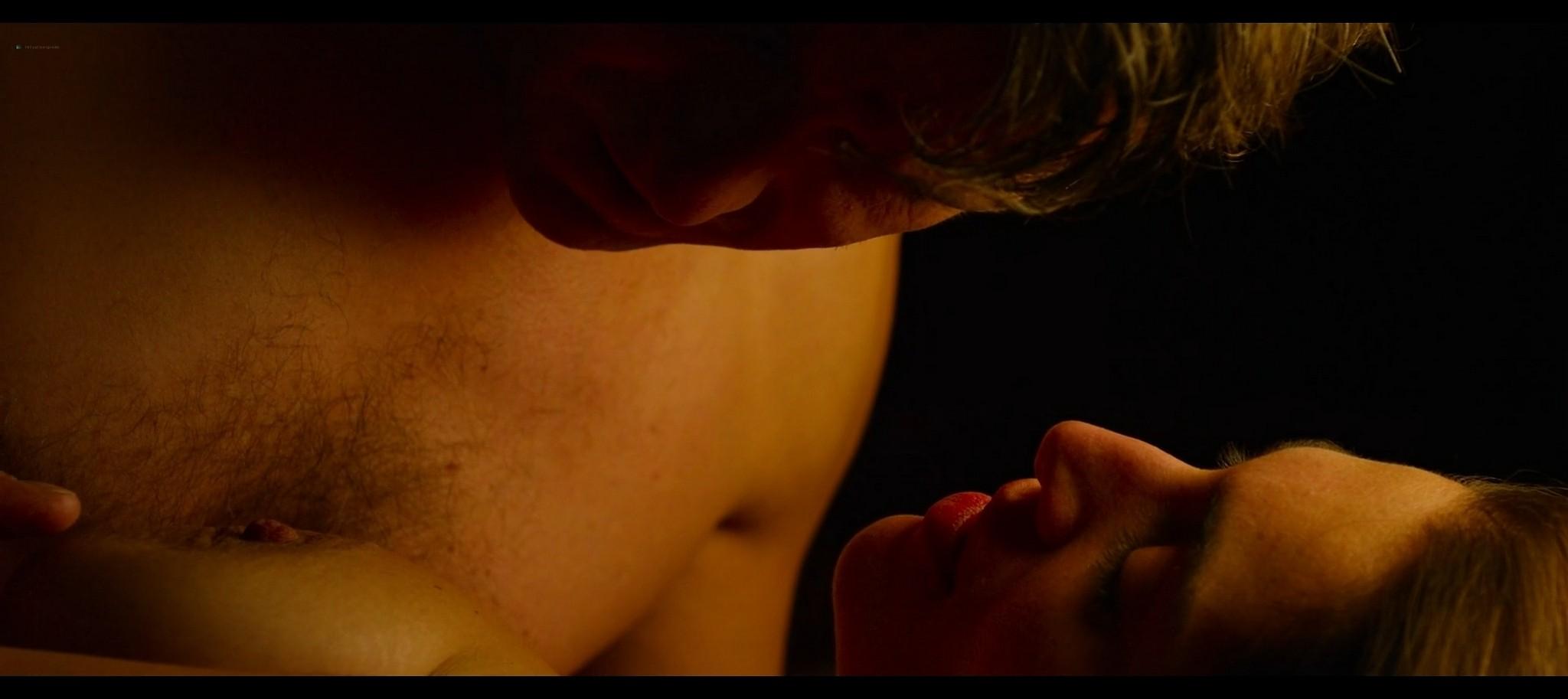 Caterina Murino nude bush butt and some sex Her Secret Life FR 2017 1080p Web 2