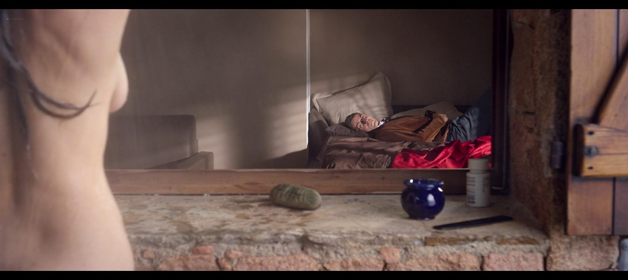 Caterina Murino nude bush butt and some sex Her Secret Life FR 2017 1080p Web 6