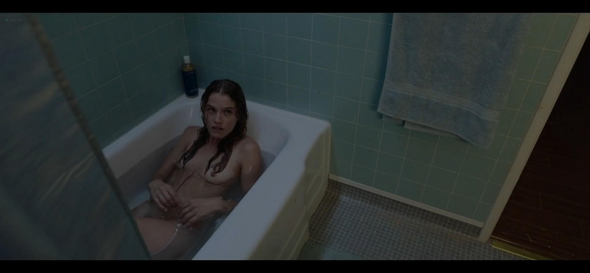 Dana Drori nude topless and sex Into the Dark Tentacles s2e11 720p 16
