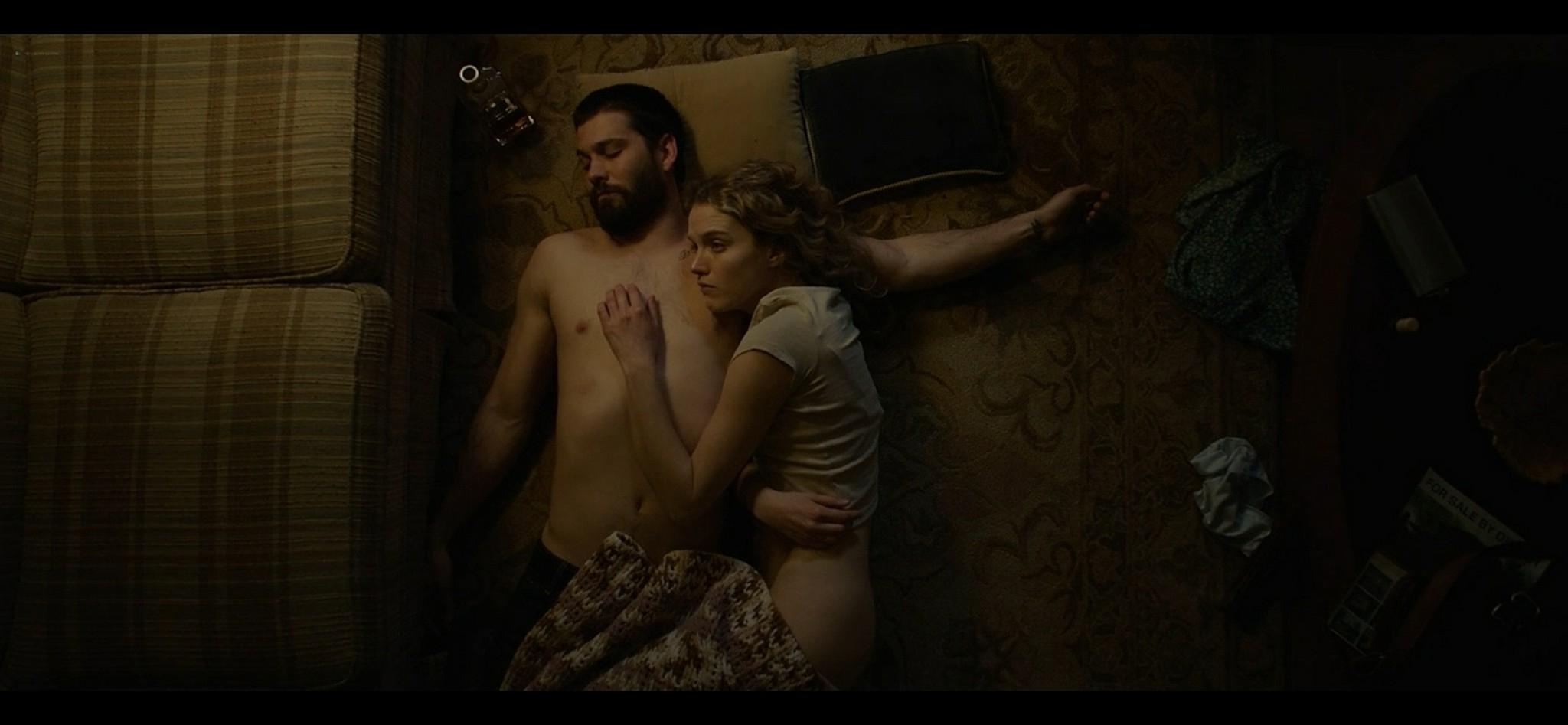 Dana Drori nude topless and sex Into the Dark Tentacles s2e11 720p 2