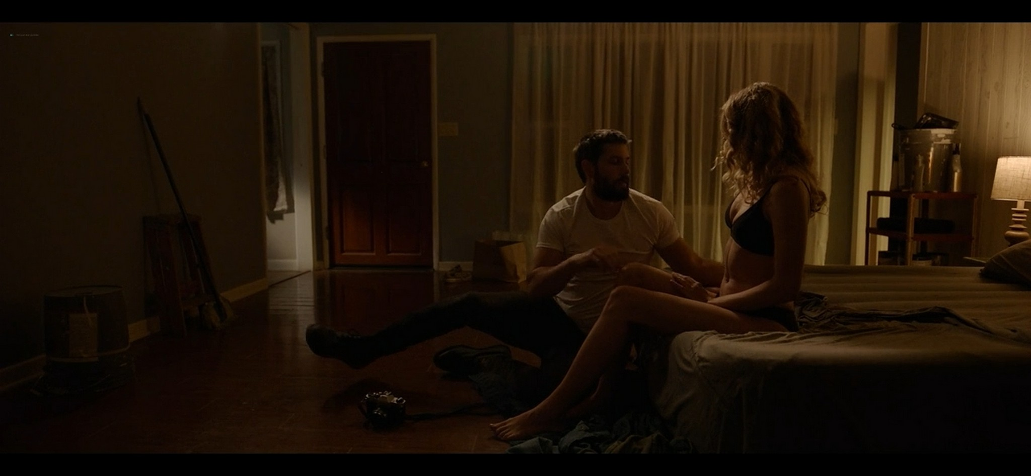 Dana Drori nude topless and sex Into the Dark Tentacles s2e11 720p 7