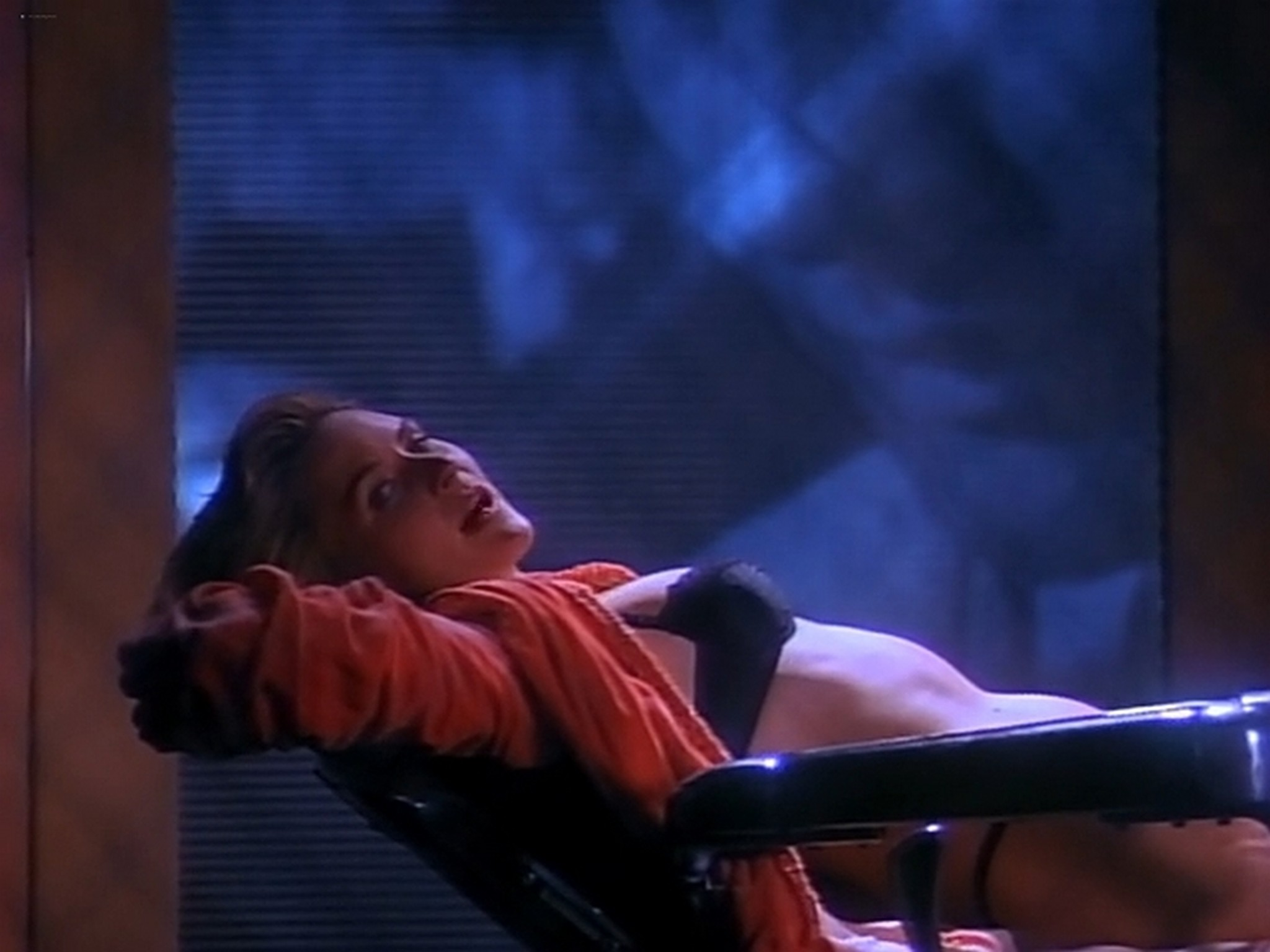 Denise Crosby nude and sex Red Shoe Diaries You Have the Right to Remain Silent 1992 DVDRip 3