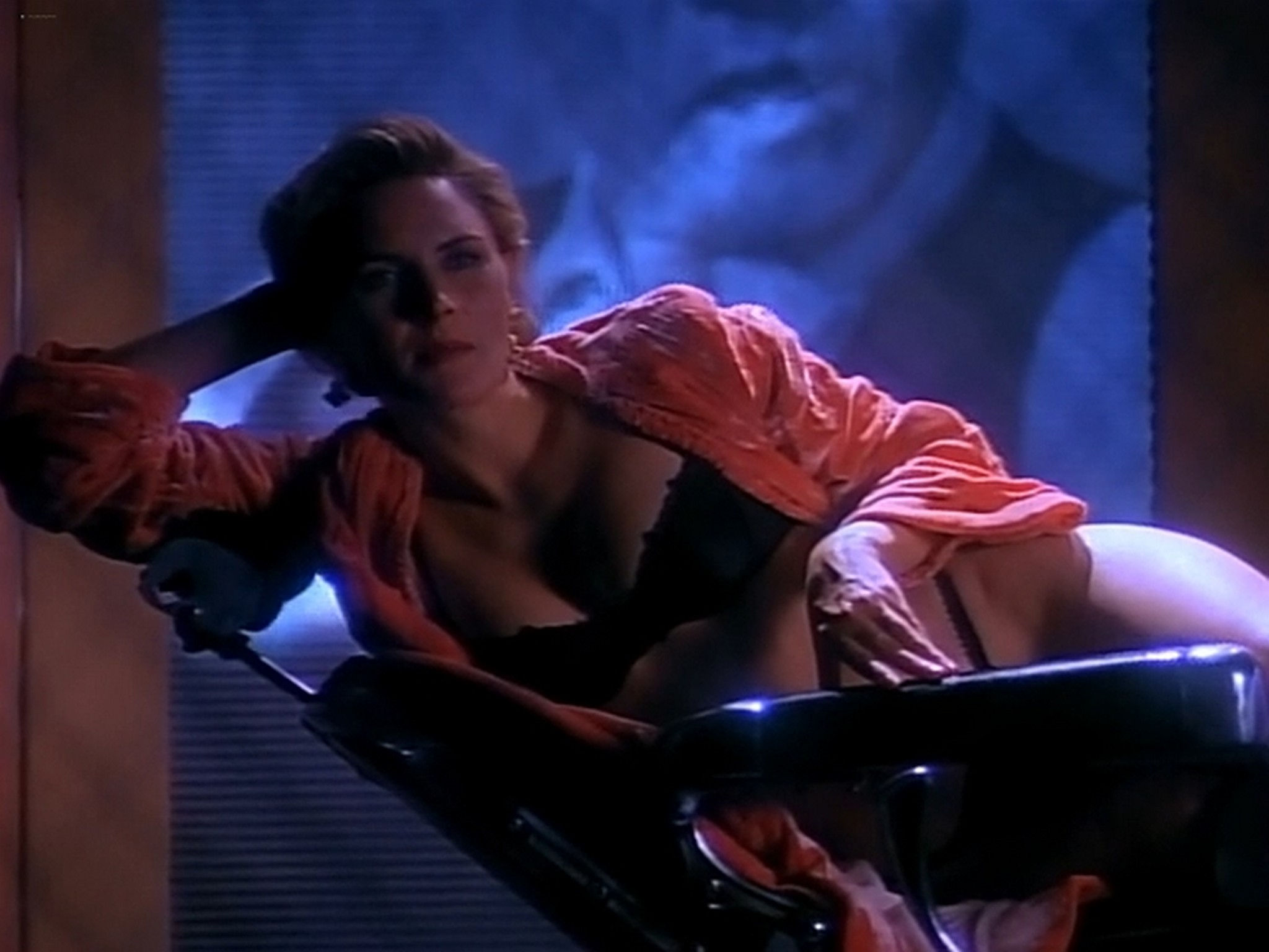 Denise Crosby nude and sex Red Shoe Diaries You Have the Right to Remain Silent 1992 DVDRip 4