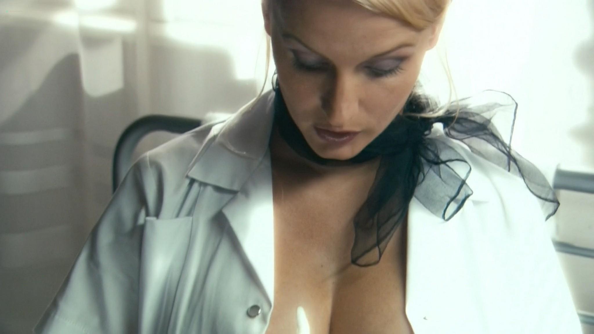 Judit Viktor sexy Juli Drajko hot Severance 2006 1080p BluRay 11