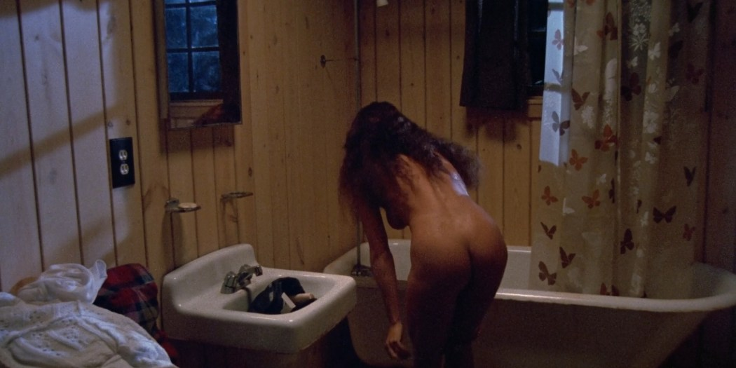 Julie Michaels nude butt and boobs Kathryn Atwood and others nude and sexy Jason Goes to Hell 1993 1080p BluRay 4