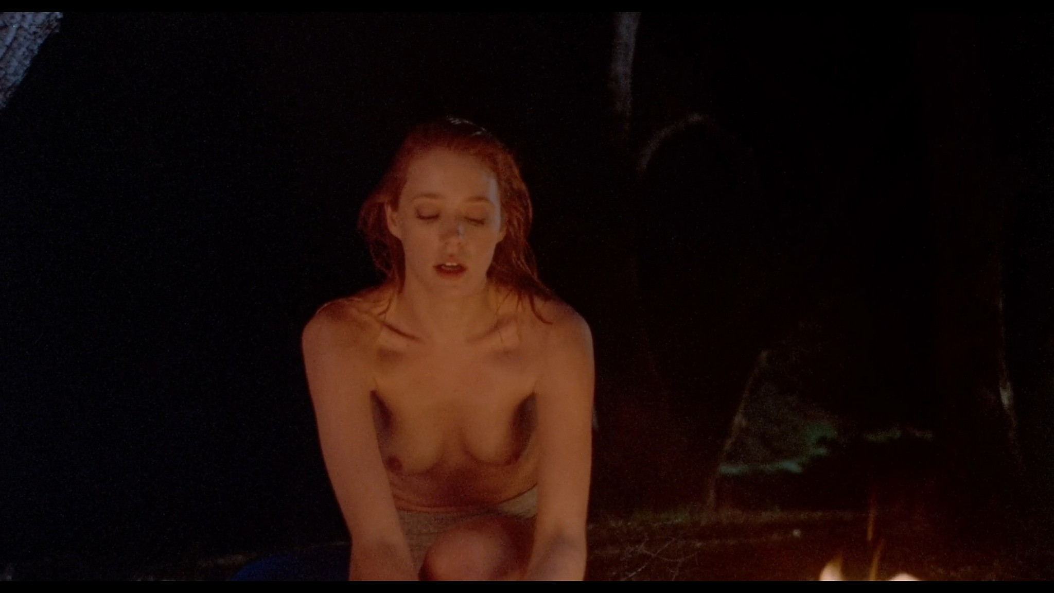 Julie Michaels nude butt and boobs Kathryn Atwood and others nude and sexy Jason Goes to Hell 1993 1080p BluRay 9