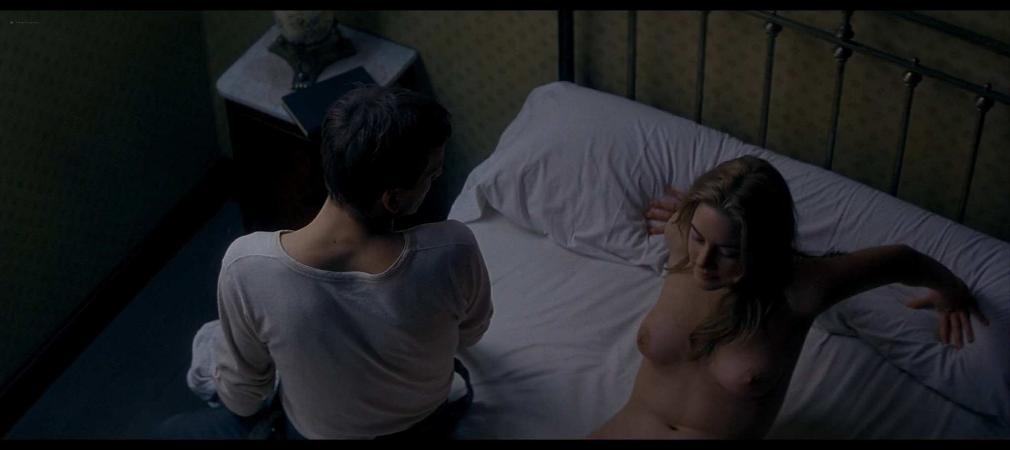 Kate Winslet nude bush and topless and Rachel Griffiths nude topless Jude 1996 1080p Web 10