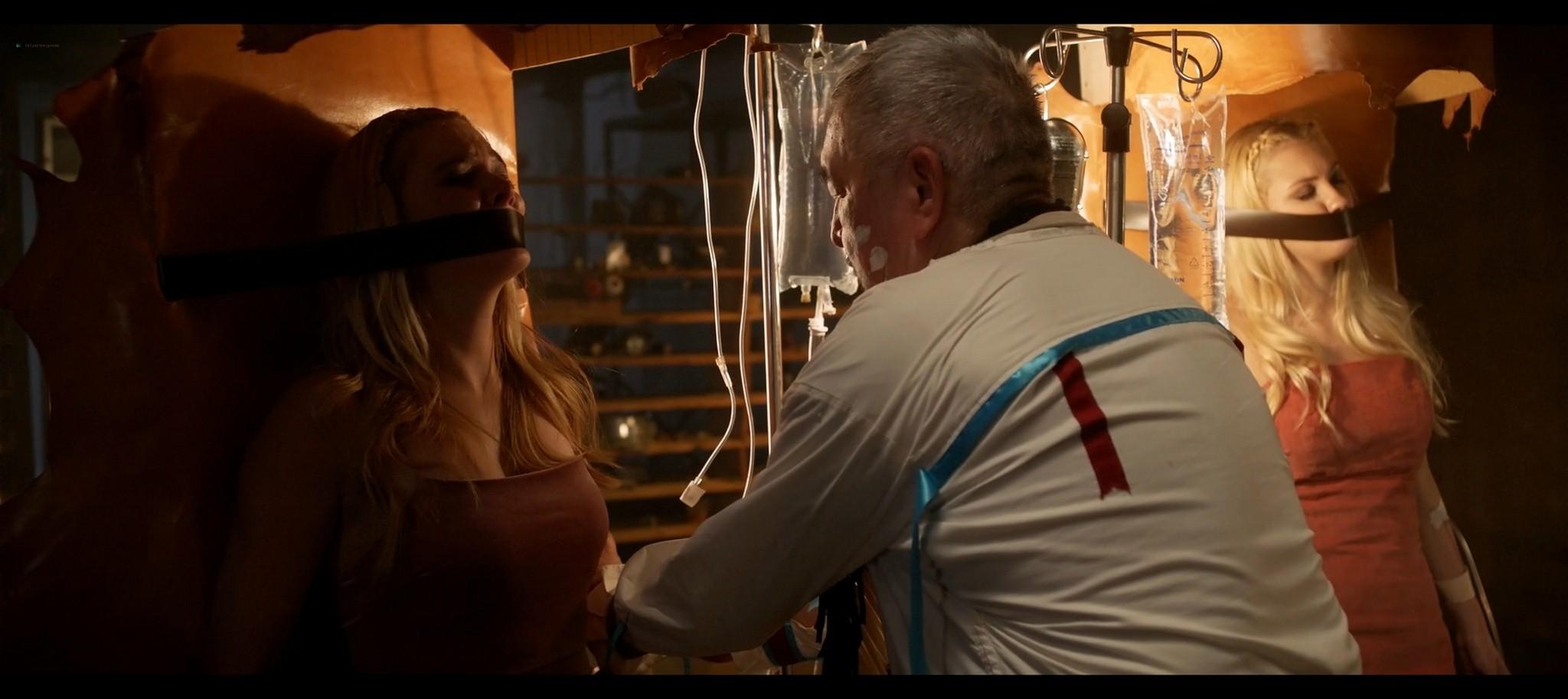 Kenzie Dalton hot Drue Knapp Ava Locklear sexy A Dark Foe 2021 1080p Web 9
