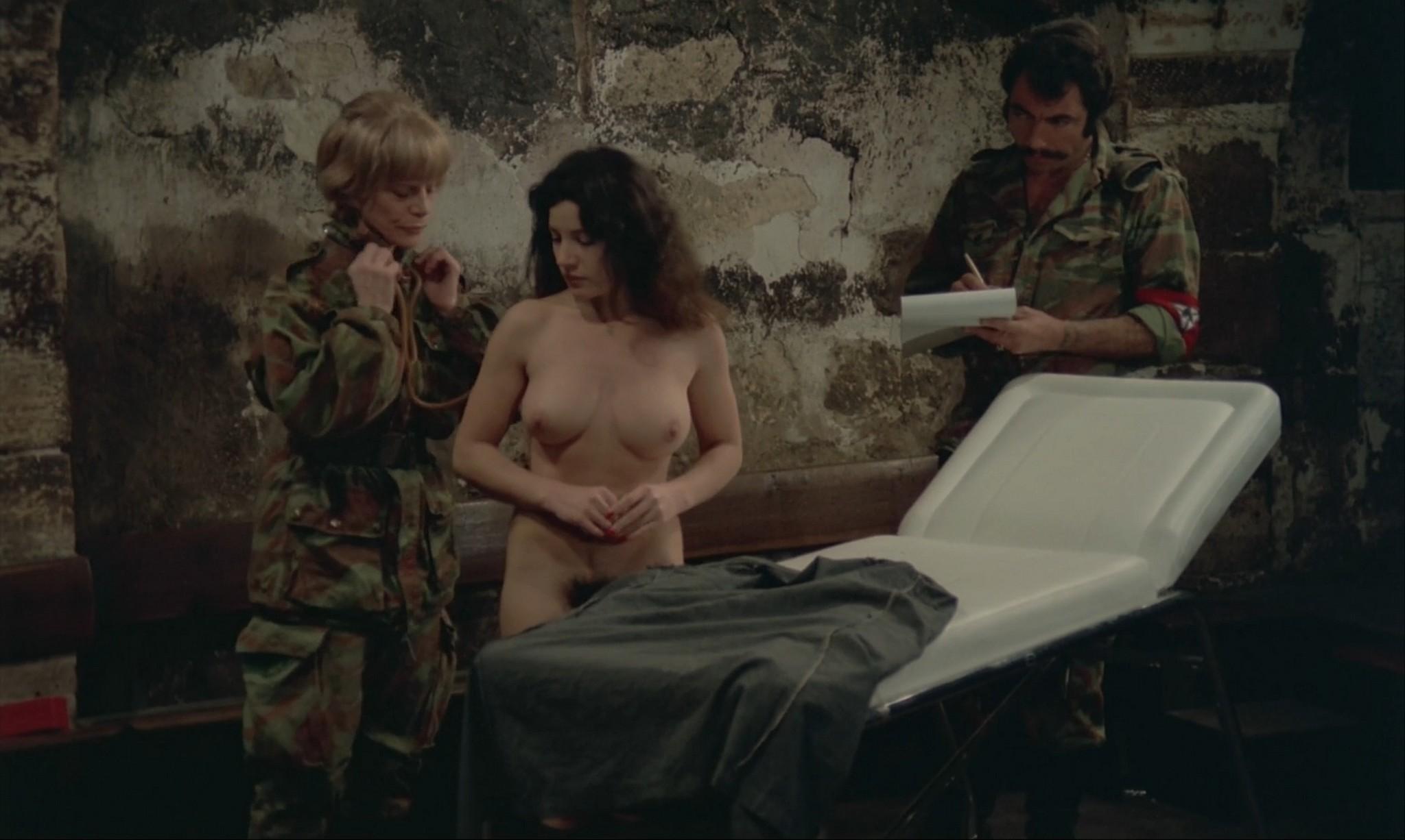 Malisa Longo nude full frontal Patrizia Gori and others nude too Helga la louve de Stilberg 1978 1080p BluRay 12