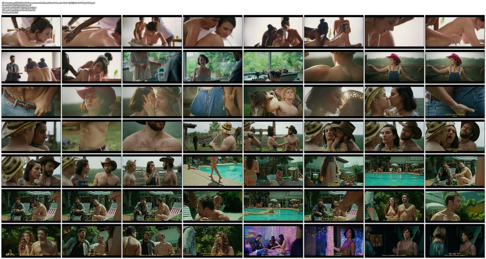 Natalia Lage nude sex Brunna Martins Juliana Bebe and oters nude too Hard 2021 s2e4 6 1080p Web 17