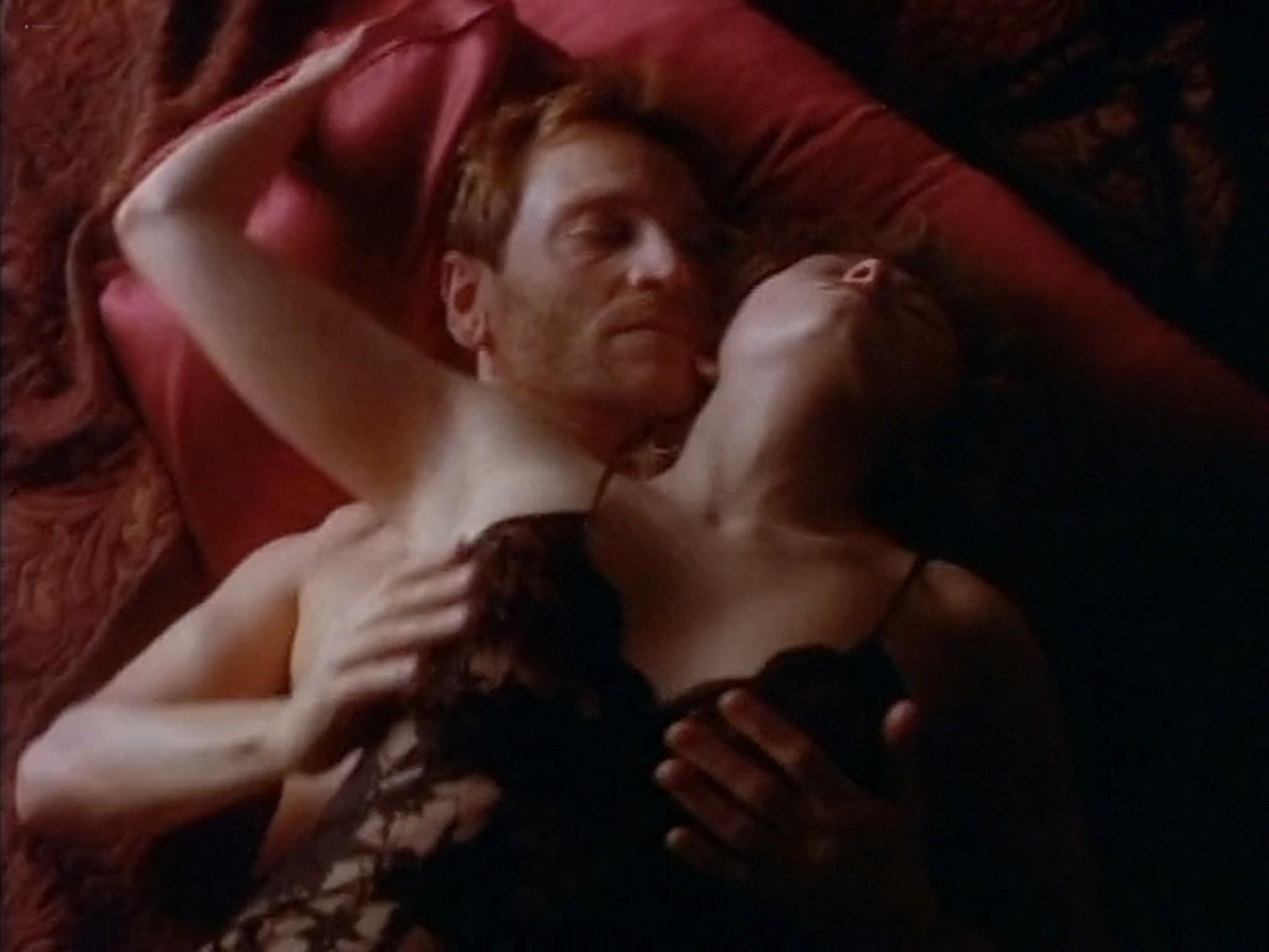 Nina Siemaszko nude sex Red Shoe Diaries Just Like That 1992 s1e5 Web 14