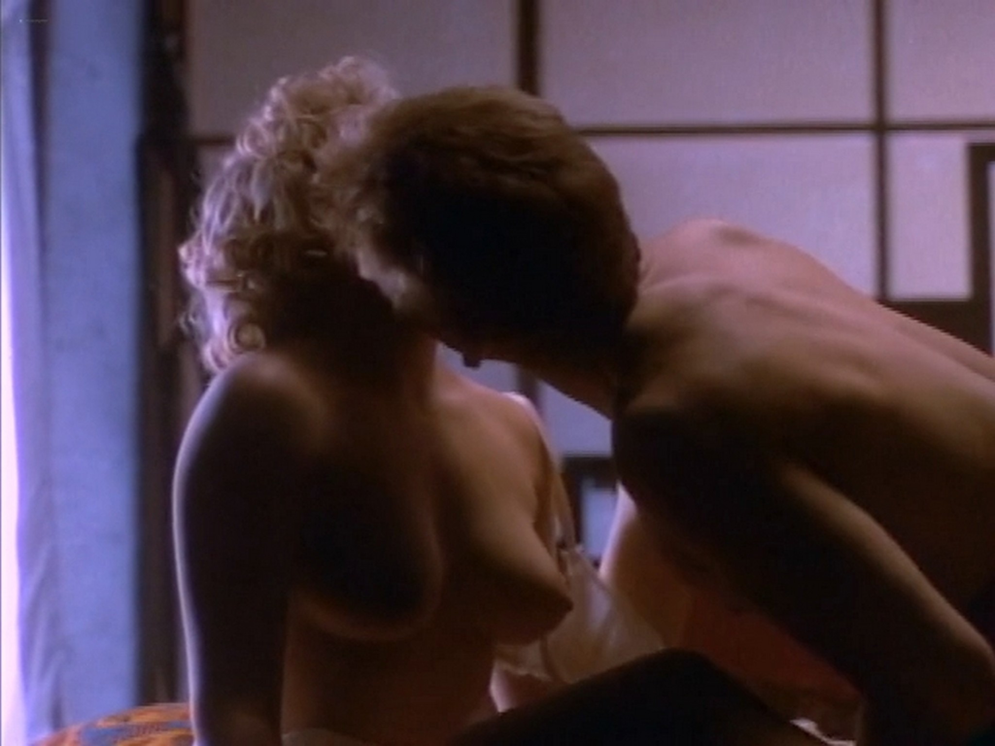 Nina Siemaszko nude sex Red Shoe Diaries Just Like That 1992 s1e5 Web 4