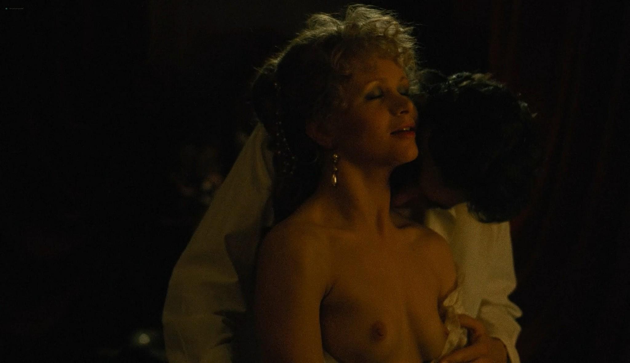Renee Soutendijk nude full frontal Van de koele meren des doods NL 1982 1080p BluRay 2