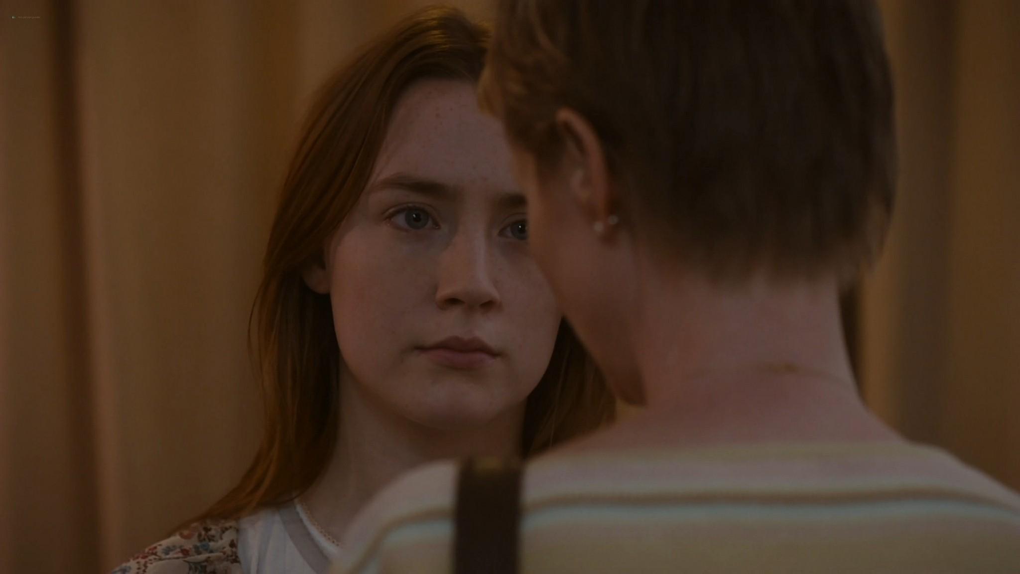 Saoirse Ronan hot and sexy Stockholm Pennsylvania 2015 1080p Web