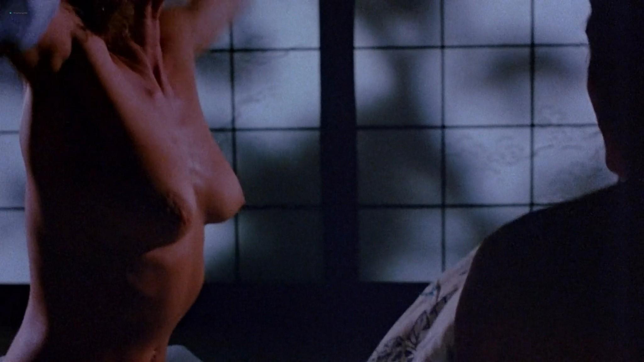 Susan George nude hot sex Mako Hattori nude The House Where Evil Dwells 1982 1080p BluRay 3