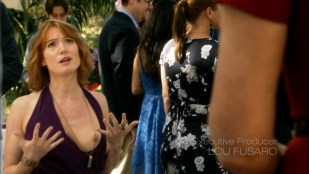 Alicia Witt topless Kristen Bell, Valorie Curry, and other sex and hot - House of Lies (2015) S4 1080p Web