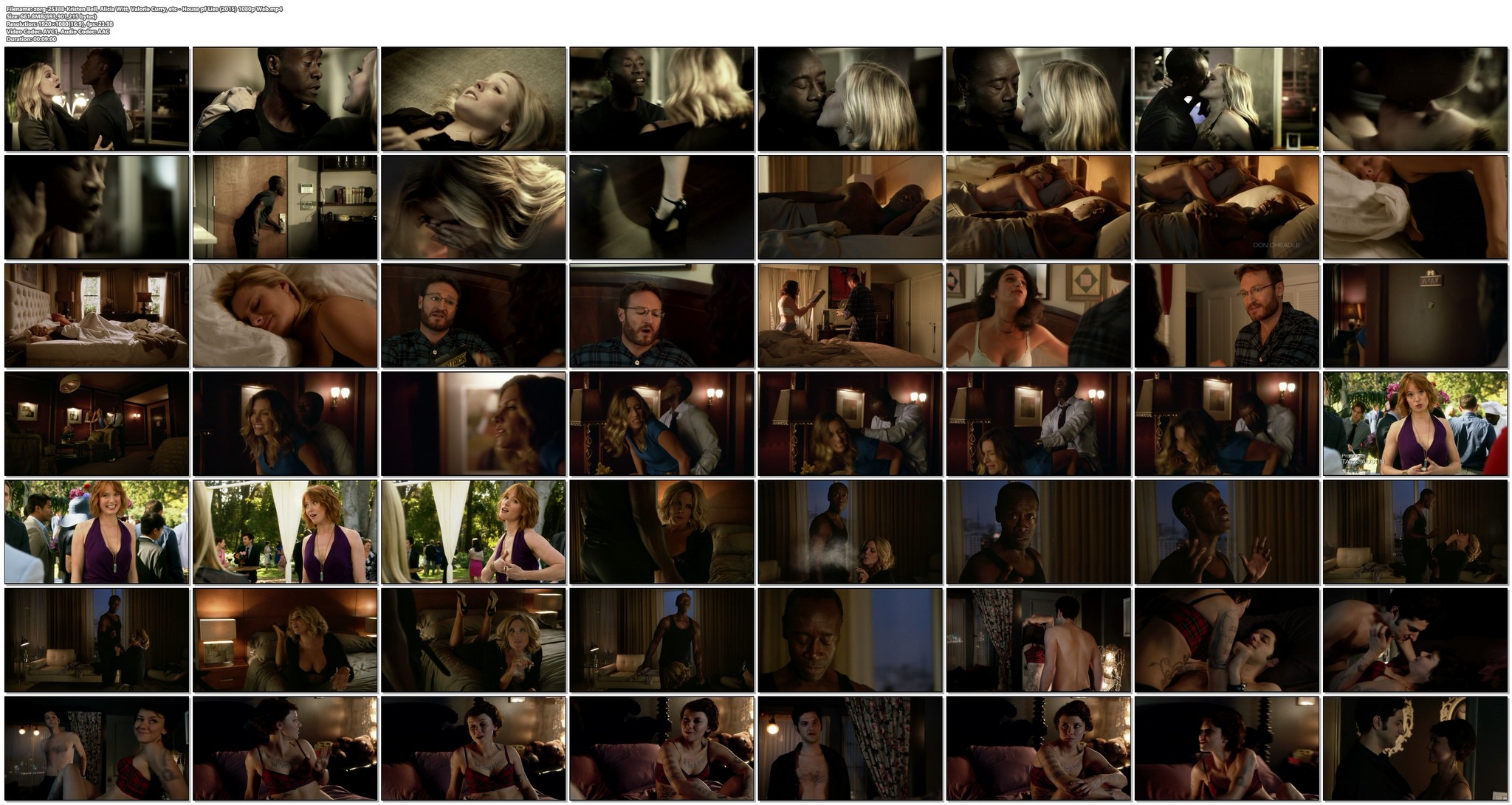 Alicia Witt topless Kristen Bell Valorie Curry and other sex and hot House of Lies 2015 S4 1080p Web 20