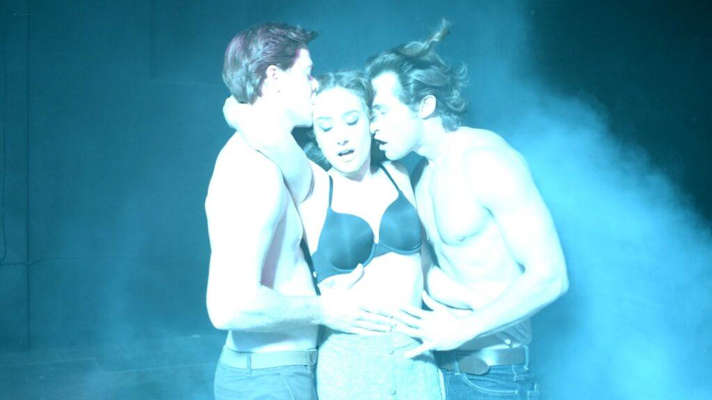 Amanda Jones nude Christina Helene Braa Hannah Hueston sexy and nude The Resonator Miskatonic U 2021 1080p Web 7