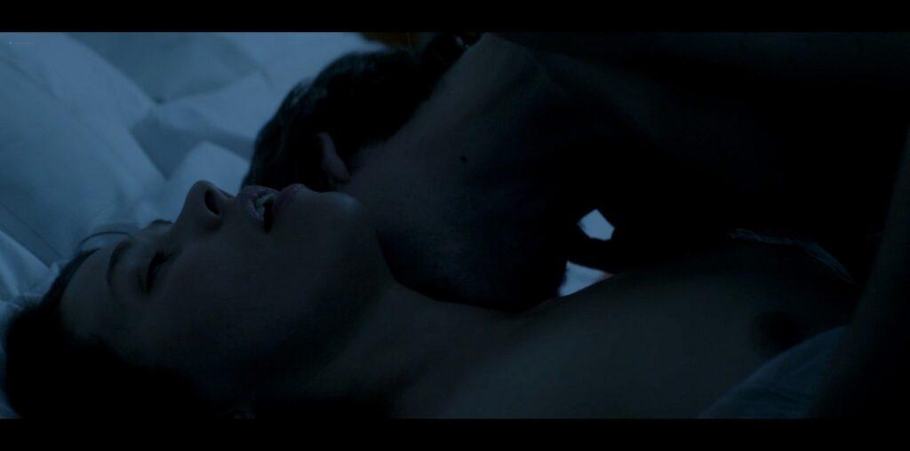 Birgitte Hjort Sorensen nude topless and sex Marie Kroyer DK 2012 1080p BluRay 8