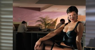 Carey Lowell nude nipple Kara Glover Ellen Greene sexy lingerie Me and Him 1988 1080p BluRay 9