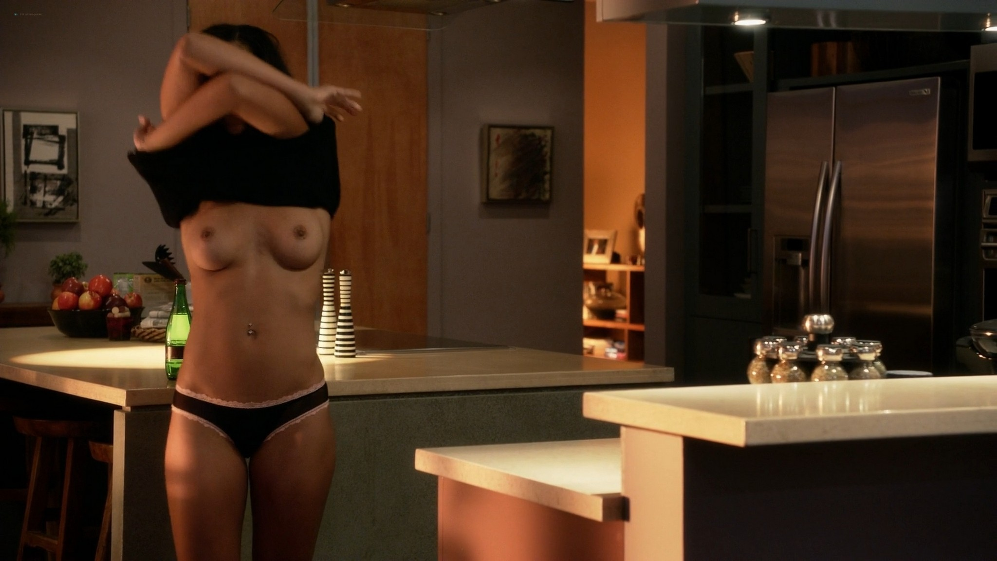 Dawn Olivieri nude sex Alice Hunter topless Jenny Slate Eliza Coupe sexy and sex House of Lies 2014 s3 1080p Web 7