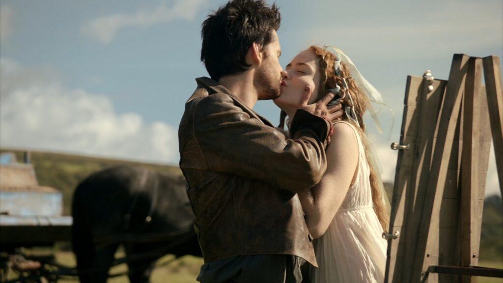 Hera Hilmar nude sex Sarah Ball nude Da Vincis Demons 2013 S1 1080p BluRay 7