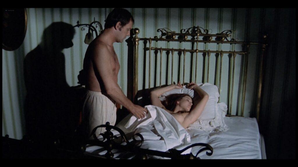 Jenny Tamburi nude bush and sex Lisa Gastoni Barbara Marzano nude La seduzione 1973 1080p BluRay 8