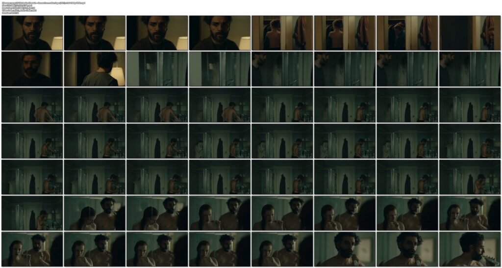 Jessica Chastain nude butt bush and side boob in the shower Scenes From a Marriage 2021 s1e2 1080p WEB 19