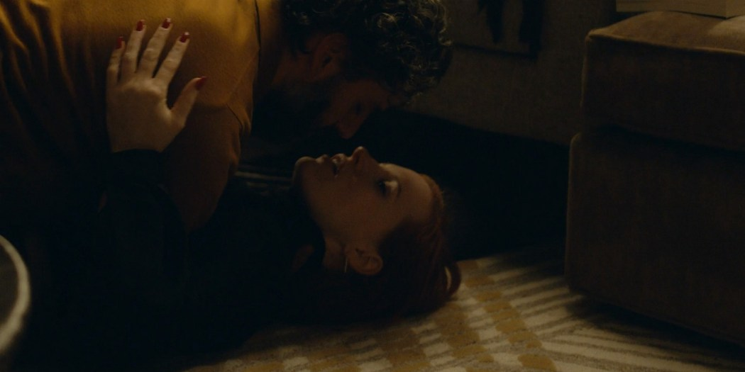 Jessica Chastain sexy Scenes From a Marriage 2021 s1e3 1080p WEB 3