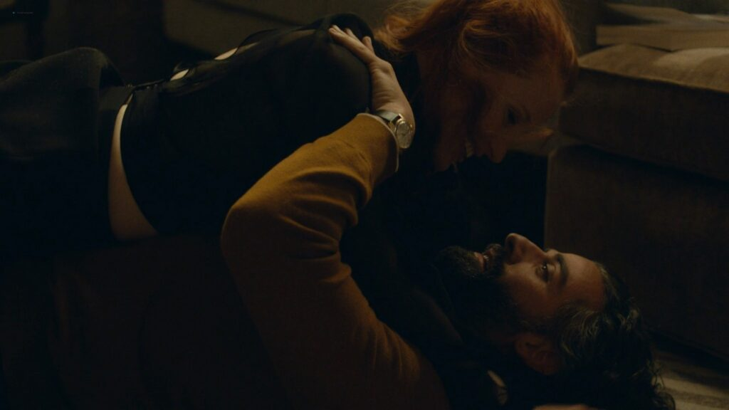 Jessica Chastain sexy Scenes From a Marriage 2021 s1e3 1080p WEB 5