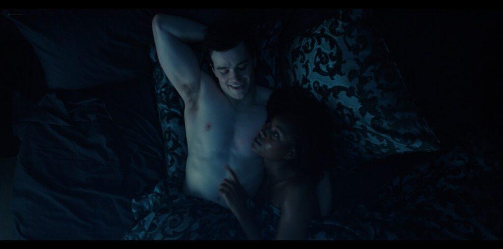 Katie Buitendyk nude toplees Damaris Lewis sex Titans 2021 s3e8 1080p Web 2