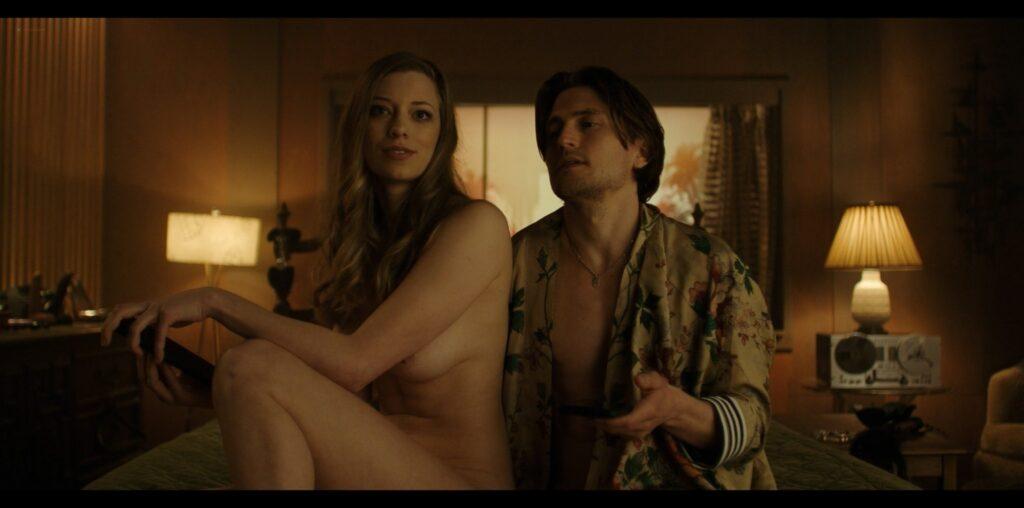 Katie Buitendyk nude toplees Damaris Lewis sex Titans 2021 s3e8 1080p Web 8