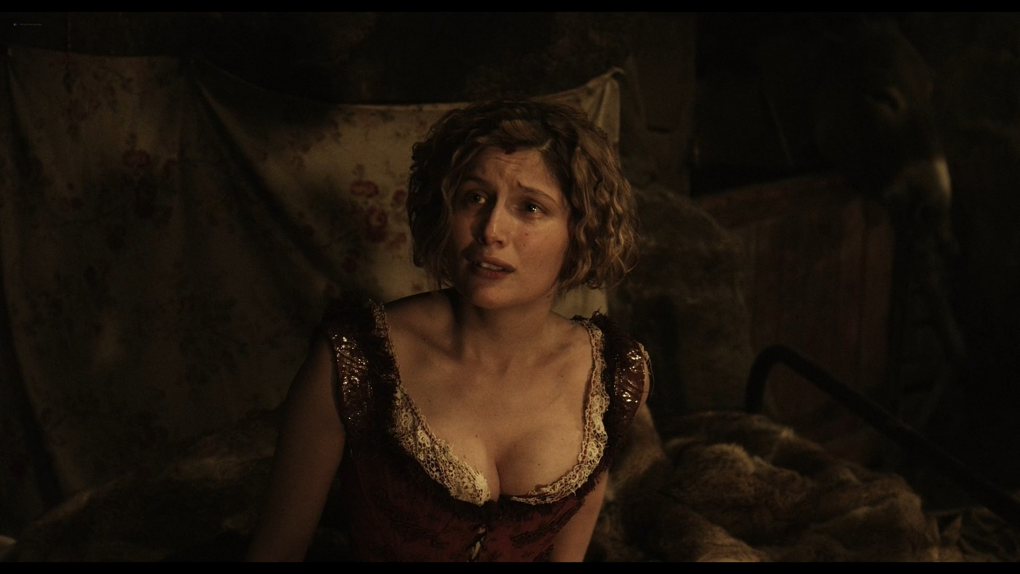 Laetitia Casta nude topless and very hot La jeune fille et les loups 2007 HD 1080p BluRay 6