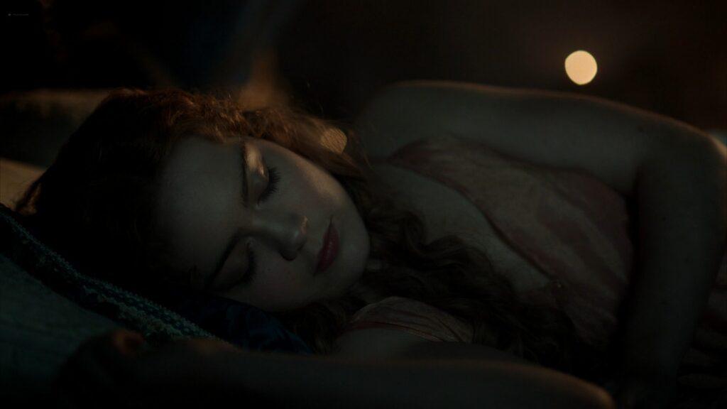 Laura Haddock nude Lara Pulver Hera Hilmar sexy others nude Da Vincis Demons 2014 S3 1080p BluRay 10